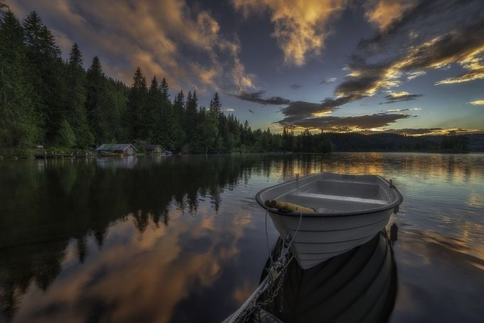 The Impressionist by olehenrikskjelstad - HDR Landscapes Photo Contest