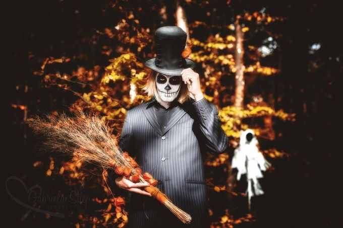 Halloween 2015 I by gabrielastiep - Halloween Photo Contest 2017