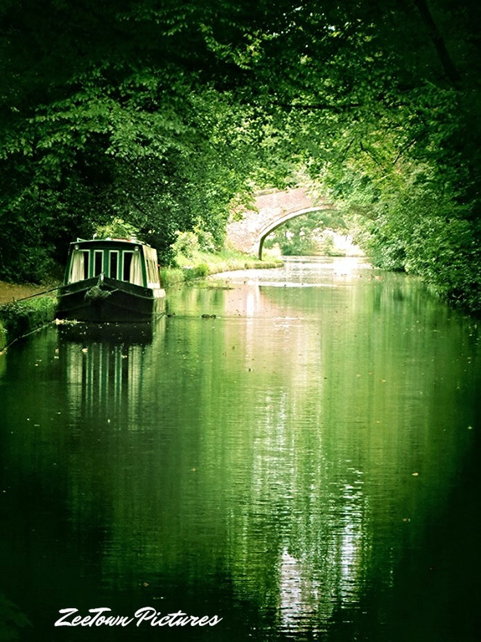 Mystic Canal