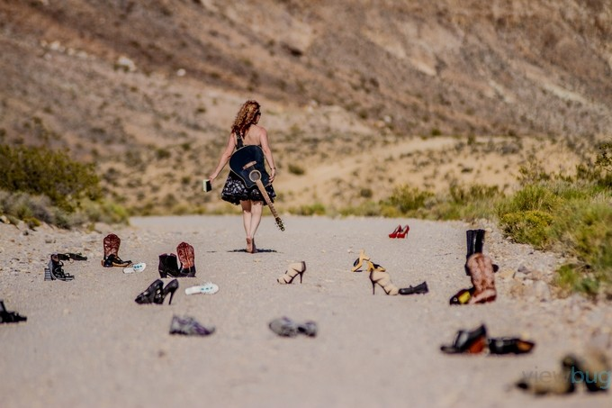 The Journey  by Reallycrazykiwi - Cool Shoes Photo Contest