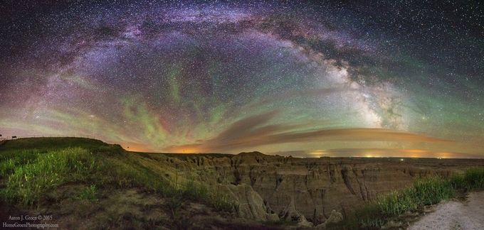 Pinnacles Overlook by aaronjgroen - Secret Canyons Photo Contest