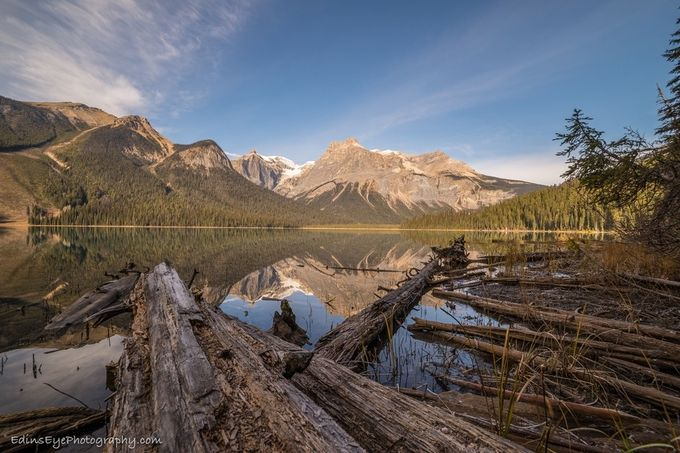 Emerald Lake-10 by Edinseye - Monthly Pro Vol 17 Photo Contest
