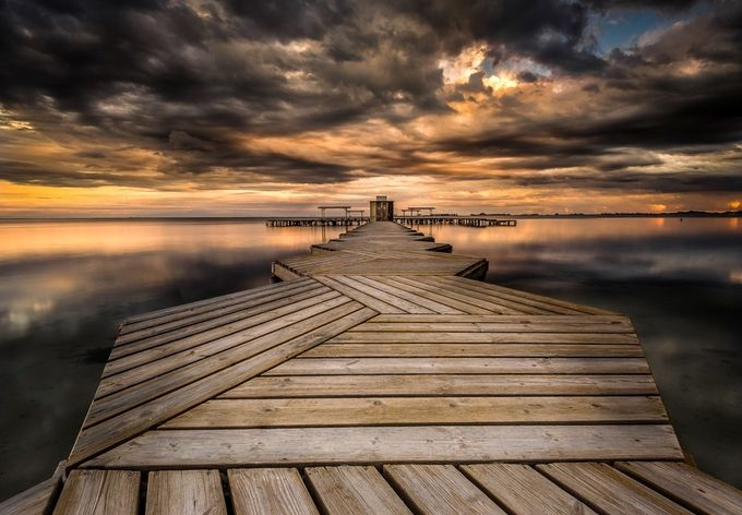 Take me to the Storm... by peterfoldiak - Composing with Diagonals Photo Contest