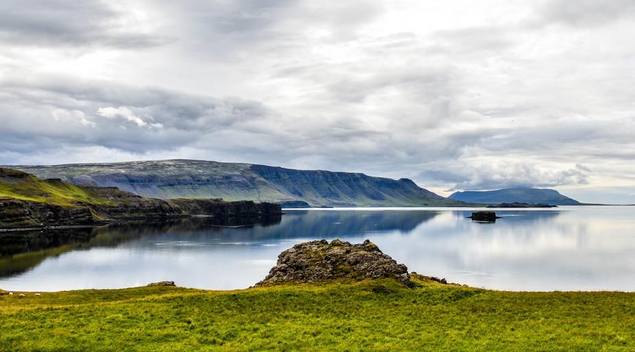 Hvalfjörður, Iceland.