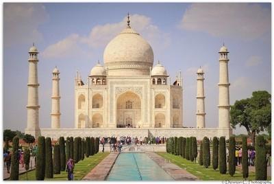 WoW Taj - the greatest monument of love