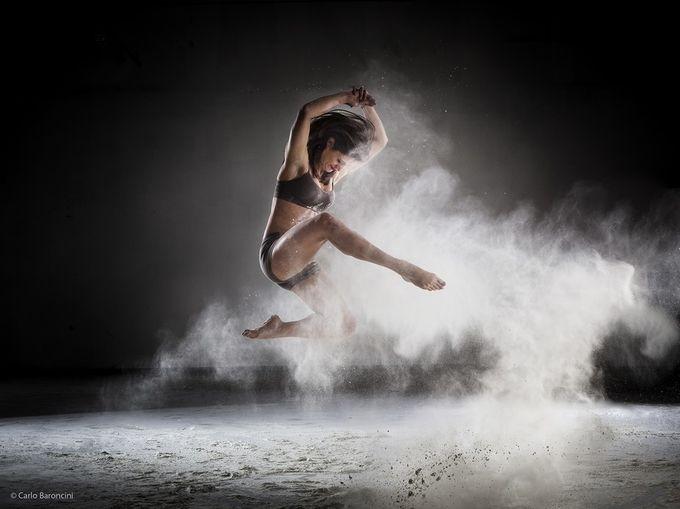 Dancer&Flour by CarloBaroncini - Lets Dance Photo Contest