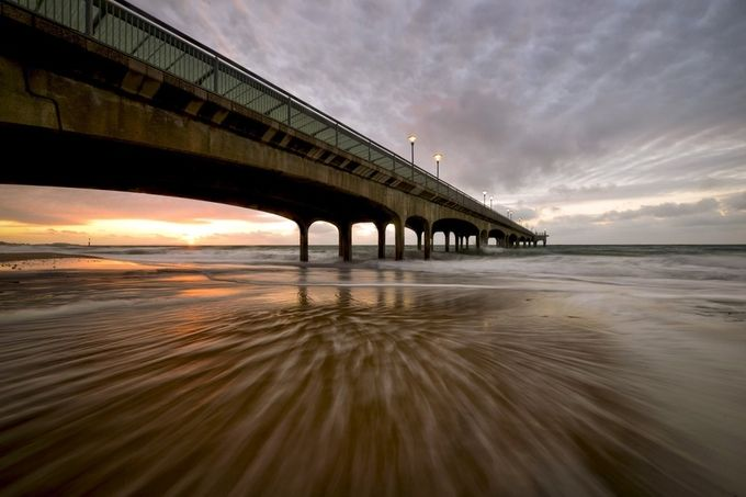 Boscombe pier by shaunjacobs - Clever Angles Photo Contest