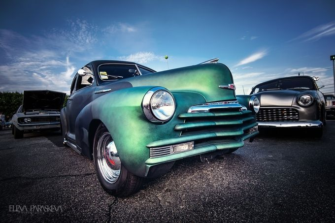 An American Classic by ElenaParaskeva - Awesome Cars Photo Contest