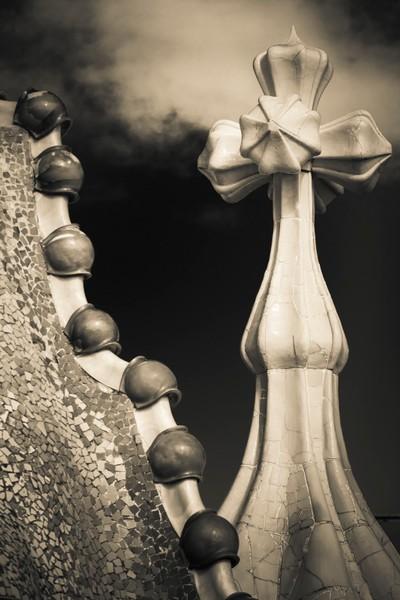 Less gaudy Gaudí