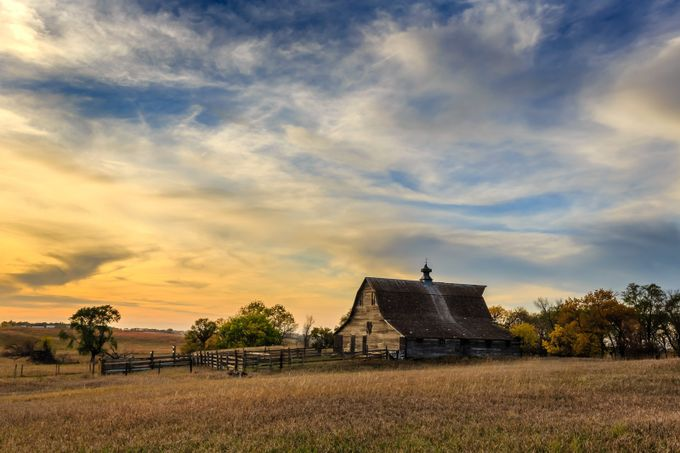 The Thomas Barn by KendraKPK - Farms And Barns Photo Contest
