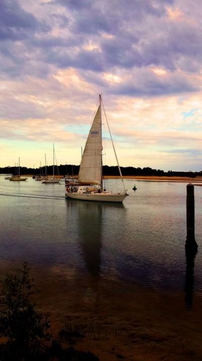 Slip Anchor at Daybreak copy