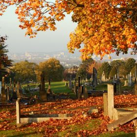 From Wilford Hill Cemetary