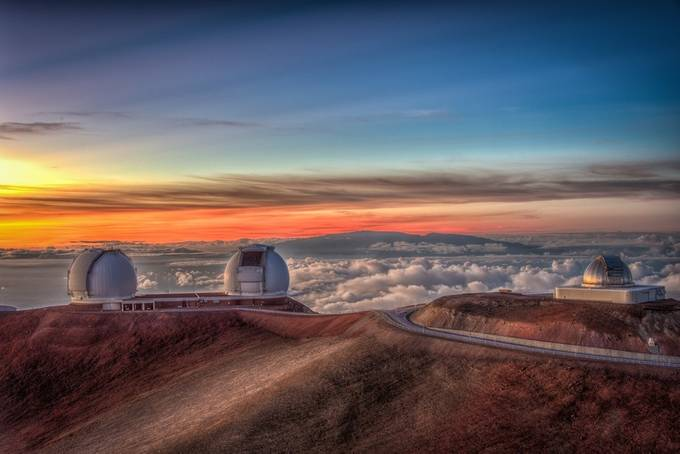 Mauna Kea by andreaspallanzani - Around the World Photo Contest