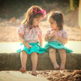 "One friend said to the other .... ""Does it hurt"". She replied ""only a little"". Friendship is like a flower. However it is uni..."