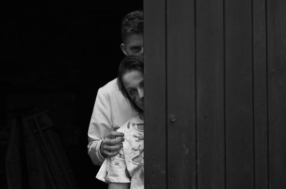 Black & white image taken using a Nikon DS3200