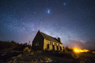 Epiphany Part II - New Zealand