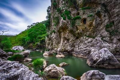 Alfios River, Greece