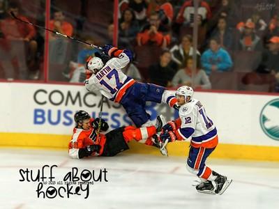 Stuff I Love About Hockey . . . The Hitting