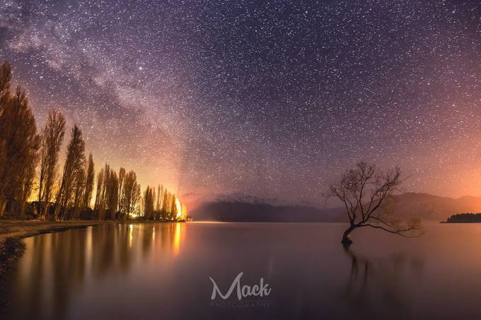 Good night Wanaka by Mike_MacKinven