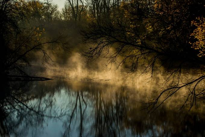 MIst by kleasown - Mist And Drizzle Photo Contest