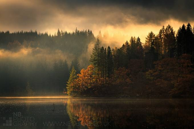Loch Ard by neilbarr - Monthly Pro Vol 17 Photo Contest
