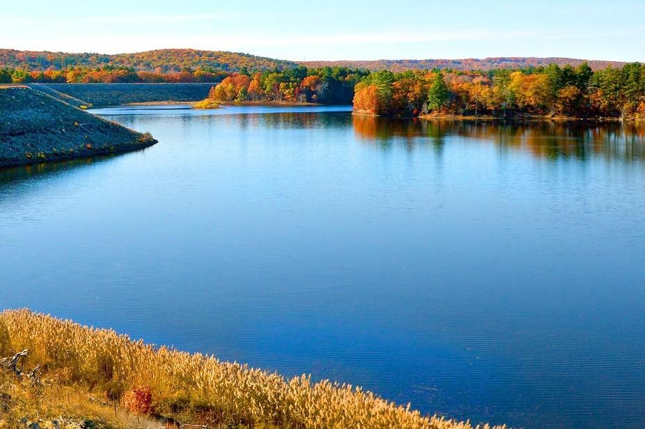 Mansfield Hollow Dam, North Windham, CT