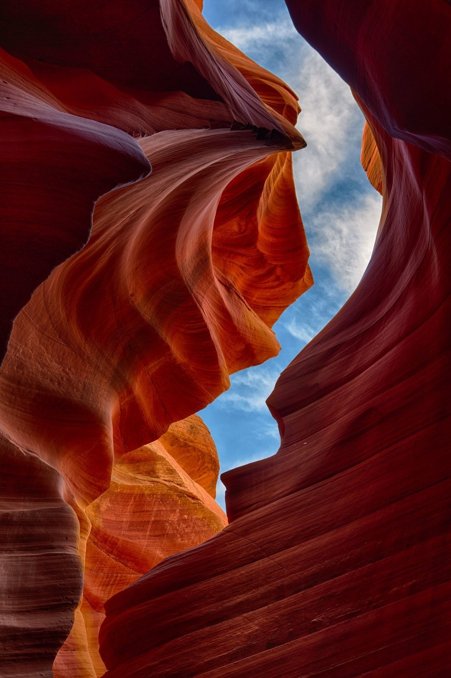 Antelope-Canyon by Globetrottingturk - Clever Angles Photo Contest