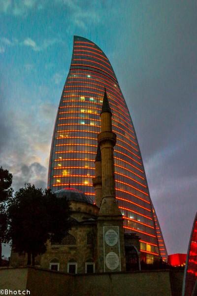 Jumma Mosque, Baku