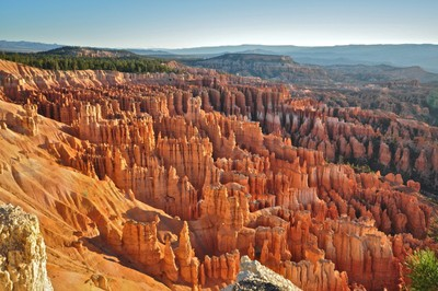 Sunrise at Inspiration Point, Bryce Canyon NP