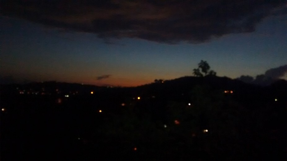 5am college. Get to see they sun bring its light to my beautiful island Puerto Rico.