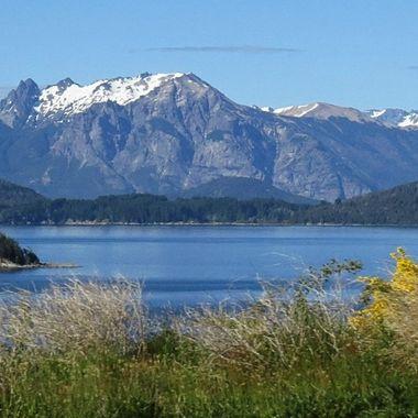 Bariloche, Argentina Panorama