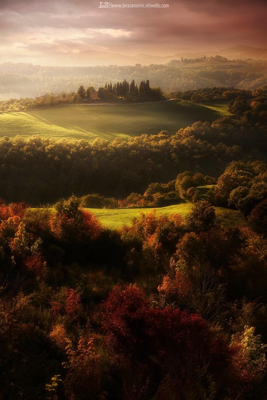 perfume of autumn by larazanarini - Unforgettable Landscapes Photo Contest by Zenfolio