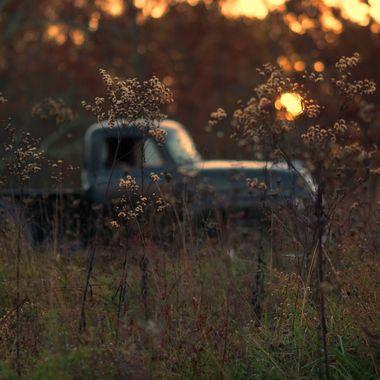 Hidden Truck