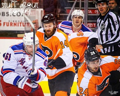 Stuff I Love About Hockey . . . The Face Off