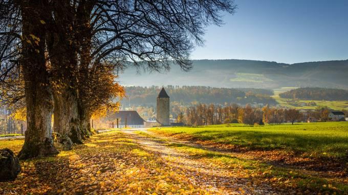 Castle of Porrentruy by alexiatantardinisutterlet - Unforgettable Landscapes Photo Contest by Zenfolio