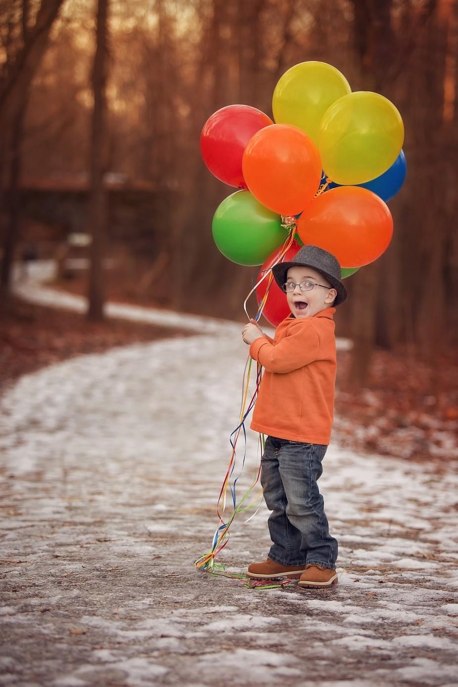 Birthday Boy by AshleyGoverman - Happy Moments Photo Contest