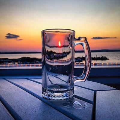Sunset Glass