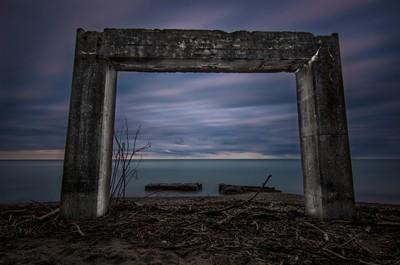 Tryconnell Beach sunset