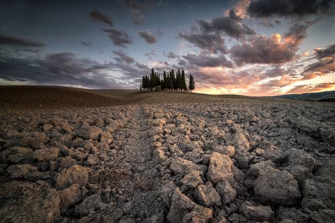 Last light.. by elenapardini - Above Or Below Photo Contest