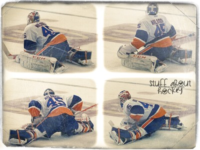Stuff I Love About Hockey . . . The Ones That Are Really Bendy