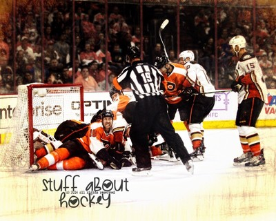 Stuff I Love About Hockey . . . Too Many Men In The Net
