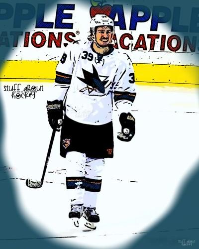 Stuff I Love About Hockey . . . The San Jose Sharks Pretty Colors