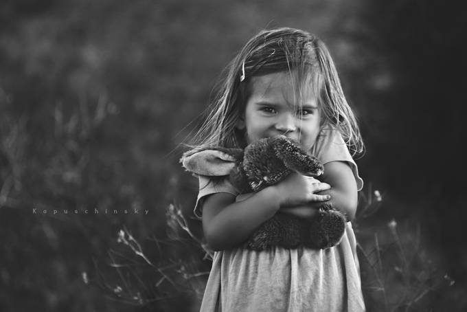 I will never let you go by kapuschinsky - Kids With Props Photo Contest
