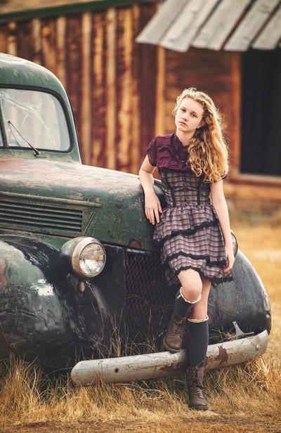 Western Girl In A Western World