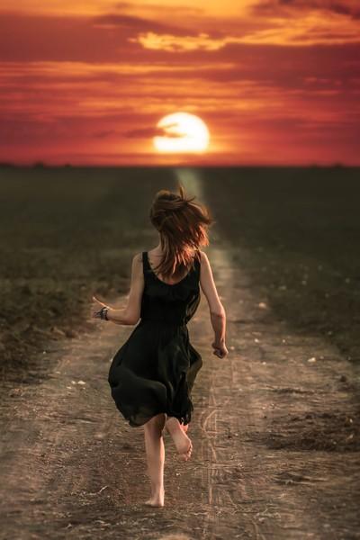 Run Away To The Sun.