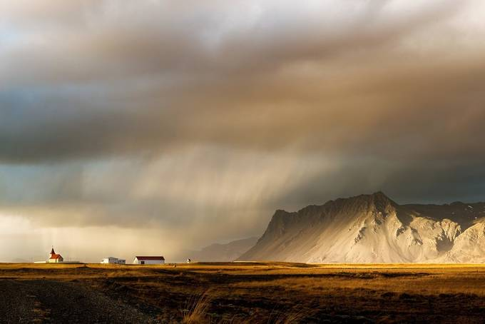 Iceland Church - Adrian Theze by Chillbrook - Monthly Pro Vol 17 Photo Contest