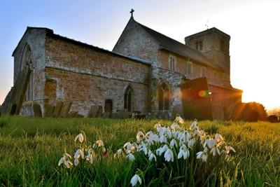 Parish Church, Upper Boddington, Northamptonshire, England