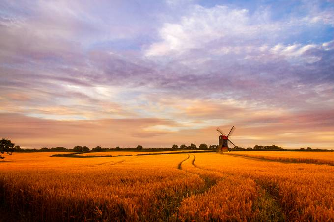 MILL-OLD by teddydomagalski - HDR Landscapes Photo Contest
