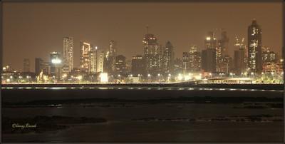 Mumbai skyline 2
