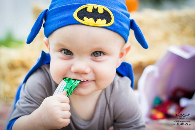 First Halloween by Kasey_Nicole - Babies Are Cute Photo Contest
